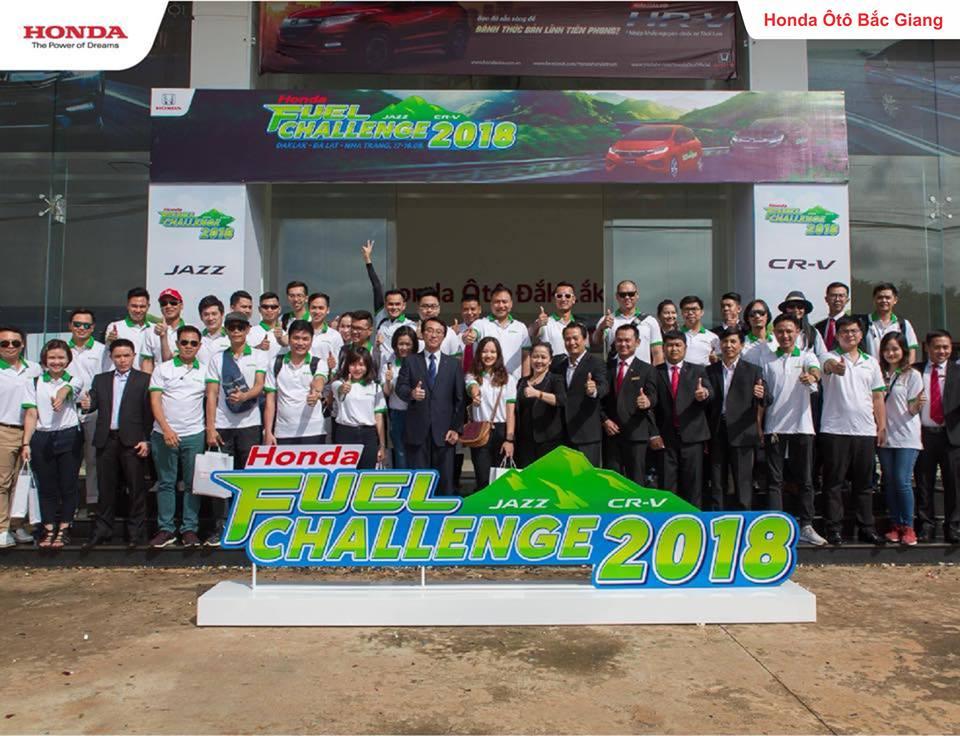 """""""Honda Fuel Challenge 2018"""" Kết quả tiêu hao nhiên liệu thuyết phục với 5,5 L/100Km của Honda CR-V"""