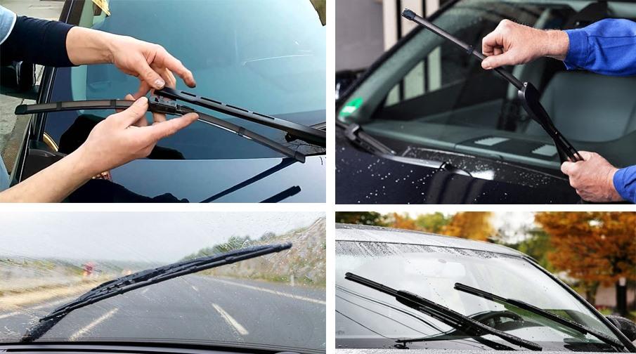5 dấu hiệu cảnh báo xe ô tô phải thay cần gạt nước