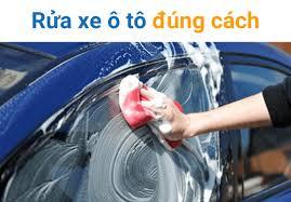 Cách Rửa xe ô tô như thế nào là đúng?